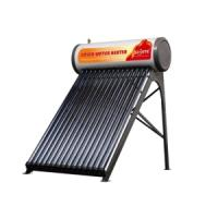 Quality The direct-plug unpressurized solar water heater for sale