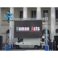 Quality 6 X 6m Spigot Hanging Led Screen Truss Versatile Load Capacity Up To 2000 Kg for sale