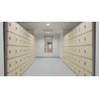 Quality Anti Corrosion ABS Swimming Pool Lockers Green /4 layer /green door for sale