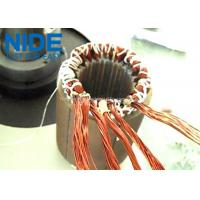Buy Programmable automatic stator end coil lace machine Single working station at wholesale prices