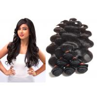 Fashionable Malaysian Body Wave Hair Weave With No Tangle No Shedding