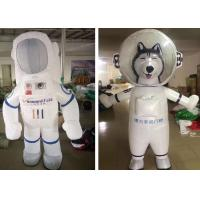 Quality Custom Inflatable Character Balloon Robot Advertising Inflatable Mascots for sale