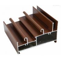 Buy Customized Sections / Construsion Aluminum Profile Large Size at wholesale prices