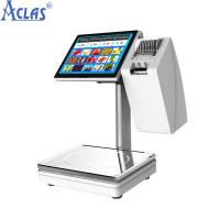 Quality PC Touch Screen Scale,Touch Scales,POS Scales,Fiscal Cash Register,PC Scale for sale