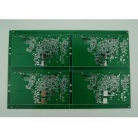 Quality Green Solder Mask 2 oz PCB High Precision Prototype PCB Fabrication for sale