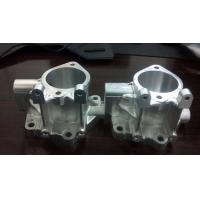 Quality Customized Aluminum Machined Parts / Cnc Turning Parts , High Rigidity for sale