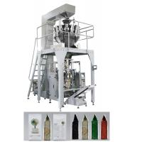 Quality Multi - Head Weigher Automatic Food Packing Machine / Food Product Packaging Machine for sale