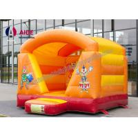 Quality Blow Up Toys Durable Jumping Castle Bouncer , Commercial Playground Equipment for sale