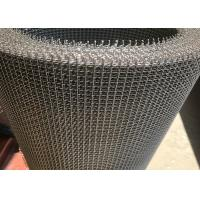 Quality 430 Stainless Steel Wire Mesh Filter Screen , Magnetic Conductivity Mesh Screen for sale