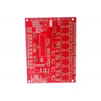 Quality Variable Frequency Controller Copper Clad PCB / Rigid Bare PCB Board High Density for sale