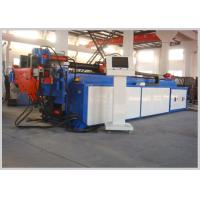 Directed Feeding CNC Pipe Bending Machine Auxiliary Pushing Function Microcomput