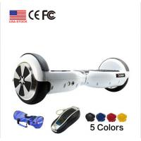 Buy cheap hover board Electric self balancing Scooter Smart wheel hoverboard unicycle Standing Skate from wholesalers