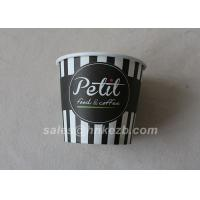 Quality 14oz 12oz Printed Single Wall Paper Cups Made of 3 Layers of Paperboard for sale