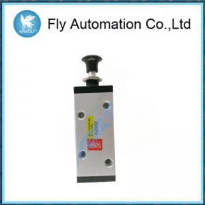 China Manual Direction Control Pneumatic Manual Valve Metal Material -10 + 60c on sale