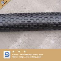 Quality anti-heat bridge slot screen pipe from china for sale