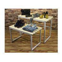Quality Multi - Funcutional Nesting Display Tables Mobile Space Saving For Shopping Mall for sale