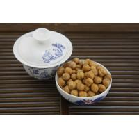 Buy Low Fat Wasabi Roasted Chickpeas Snack , Crunchy Baked Chickpeas Hard Texture at wholesale prices