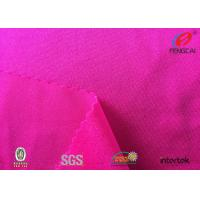 Quality 4 way stretch nylon spandex fabric / polyamide elastane fabric for sale
