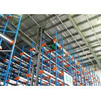 Buy cheap Customized Cheap Heavy Duty High Quality Radio Shuttle Racking For Sale from wholesalers