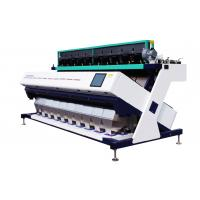 Quality Full Color Optical Color Sorter Self Checking System , Colour Sorting Machine for sale