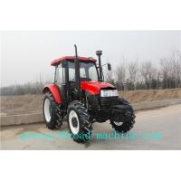 China 4WD 80 Horsepower 4 Wheel Drive Tractors , SHMC804 Road Tractor 1000r / min on sale
