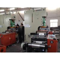 Quality Food / Fruit Packaging Aluminum Foil Container Machine with Air Compressor System , CE for sale
