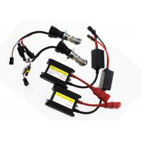 Quality Custom AC 9005 H7 Motorcycle Hid Kits Slim Ballast High Lumen 4300K - 12000K for sale