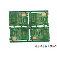 China Rigid Fr - 4 Material Multilayer PCB Board For Access Control System 4 Layer on sale