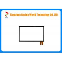 China Large Capacitive Touch Panel Glass Lens + Glass Sensor + Film Structure on sale