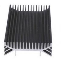 Quality Anodized / Pwoder Painted Aluminum Extrusion Profiles Cutting Drilling CNC Machining for sale