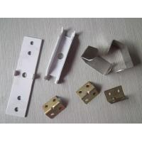 Quality precise Mechanical aluminum stamping blanks for Automotive / Agricultural for sale