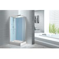 Quality Multi Function Rectangular Shower Cabins For Star Rated Hotels / Supermarket for sale