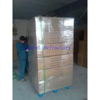 Quality Customized Low Shrinkage Ceramic Fiber Refractory Paper For Gasketing , Sealing for sale