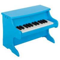 Quality Blue Baby Mini Toy Wooden Piano Set Children Piano Set For School T25 for sale