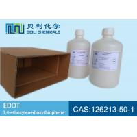 Buy 99.9% purity Patented product  EDOT / EDT CAS 126213-50-1 1.34g/cm3 Density at wholesale prices
