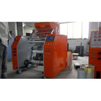Quality Professional Automatic film cutting Stretch Rewinding Machine With CE ISO SGS for sale