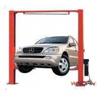 Quality 220v - 380v Hydraulic Car Lift 1800mm Lifting Height 2 Post Car Lift WD245M for sale