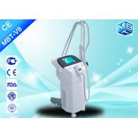 Quality Salon Infrared Rf 	Vacuum Cavitation Slimming Machine , Velashape Machine for sale