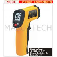 China Non Contact Infrared Thermometer MS300 on sale