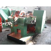 High Frequency 60HZ Nuts And Bolts Manufacturing Machines For Punching Screws Heads