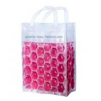 Buy cheap Freezable Hot and Cold PVC Bottle Handbags Carrier with Non-toxic Gel liquid , 20x15x18 CM from wholesalers
