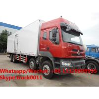 Buy cheap China liuqi Brand 4*2 LHD 10tons cold room truck for sale, Factory sale best price Liuqi refrigerator van truck from wholesalers
