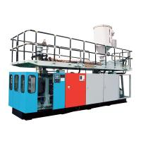 Buy cheap PC barrel water bucket extrusion blow molding machine from wholesalers
