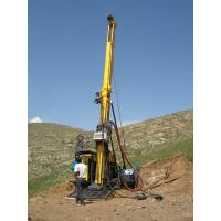Buy HYDX - 5A Full Hydraulic Core Drill Rig With Crawler Mountd NQ 1300m HQ 1000m at wholesale prices