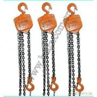 Buy cheap HS-VT Chain Block from wholesalers