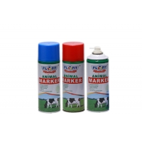 Quality Weatherproof Sheep Marking Spray Paint Cattle Cow Tail Paint for sale