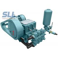 Buy cheap High Efficient Electric Mud Pump / Small Mud Pump Environmental Operation from wholesalers