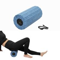 Quality Vibrating 5 Speed Electric Foam Roller , Electric Muscle Roller Washable Easy Use for sale