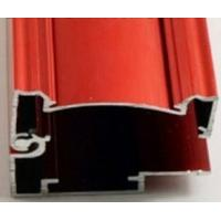 Quality Customized aluminum extrusion profiles , LED Profile With Cutting / Punching / Drilling for sale