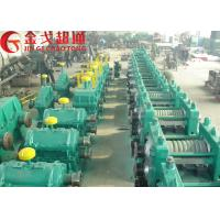 China High Efficiency Iron Sheet Rolling Machine , Steel Hot Rolling Mill Equipment on sale